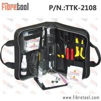 Excellent in Network Fiber Optic Tool Kit TTK-2108