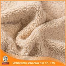 Warming shoe lining sheepskin material and real fur