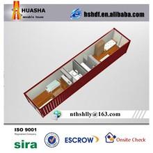 40HC 40GP Prefab Insulated Sea Container