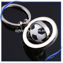 wholesale souvenir engraved Basketball/Football keychain