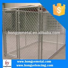 Low Carbon Steel Fence Dog Kennels