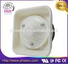Compression horn speaker driver unit for outdoor siren