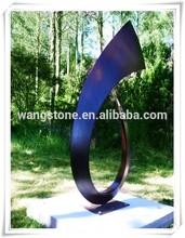 Modern Abstract Garden Metal Sculpture Factory Customized