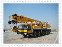 Hot Sales 110 ton Lifting Capacity Mobile Crane Export To Kenya
