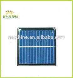60*60mm Epoxy Resin Encapsulation Solar Panels 3v