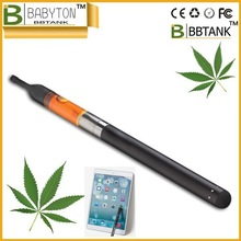 shenzhen electronic cigarette bud touch vape pen for CO2 extraction oil