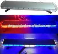 Full size warning light bar for police Blue light bar used warning ring light for Ambulance DC12V/24V