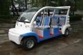 China elektrische sightseeing auto!!! Stufenlos Geschwindigkeiten, intelligente Steuerung