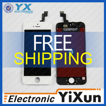 TFT for iphone 5s lcd screen touch digitizer, cherry mobile touch screen phone for iphone 5s