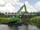 hot sale amphibious excavator