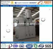 200kgs/cycle Medical Solid Waste Incinerator/ Hospital Garbage Burner