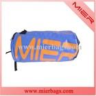 Taekwondo sports bag cylinder shape sports bag real madrid sports bag