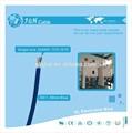 eléctrica pvc aisló el cable de alambre 4mm código de color de tamaño y precio para la venta