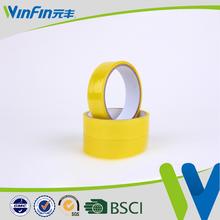 water based acrylic adhesive carton sealing bopp packing tape