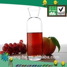 100% Biodegradable crystal safe pla juice bottle