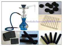 different types briquette wood hookah shisha charcoal