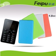 Used hot sale ultra thin OEM/wholesale brand cell phones very small mobile phone
