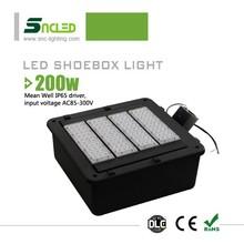 5 years warranty LED shoebox light basketball court light UL DLC shoebox LED street light