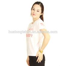 100% cotton 3d t-shirts clothes