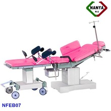 Parturition or Obsteric Labor and Delivery Bed, Clinics Apparatus Operating Room Table