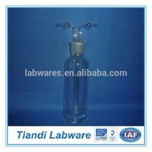 Gas Washing Bottle Muencks, Laboratory Glassware