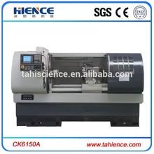 Large lathe full function horizontal cnc lathe machine price CK6150A