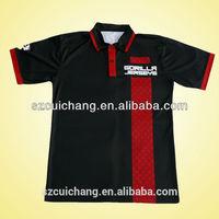 china factory bulk polo shirts new design