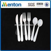 high quality pp bulk plastic cutlery set tableware