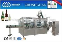 Automatic Port / Grape Wine Bottling Equipment / Filling Line
