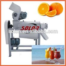 2015 modern design competitive price industrial orange juice extractor / fruit press