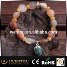 Precious rough seed bead jewelry xinjiang agate natural gem