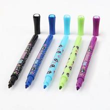 INTERWELL CM115A Promotional Felt Tip Pen, Twin Head Watercolor Pen