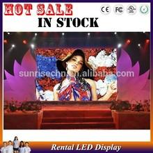 ali express light weight 8kg rental led display indoor/outdoor P6.94 p3 p4 p5 p6 p8 SMD indoor rental led billboard advertising