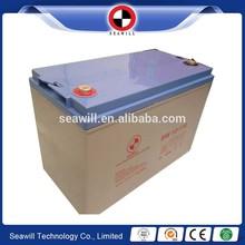 Sealed lead acid battery 12v 110Ah SLA battery