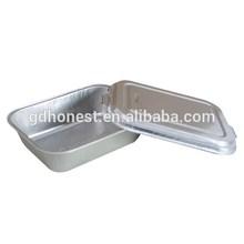 Airline Aluminium Foil Food Tray