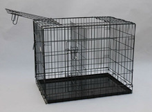 china cheap 48 inch heavy duty folding dog cages