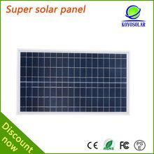 cheap small 15 watt poly panel solar