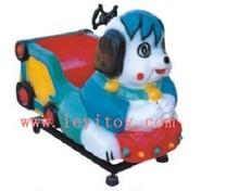 Hot sale mini car kids swing game LY-174D