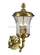 brass outdoor light/wall light fixture/home wall lamp