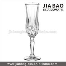 10oz cheap champagne flutes GB042704JC