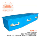Wooden coffin TD-E11