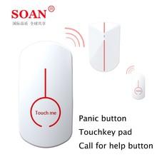wireless doorbell button ,gsm panic button ,gsm sos button
