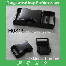 Backpack or Bag Used Zinc Alloy 20mm Metal Side Release Buckle