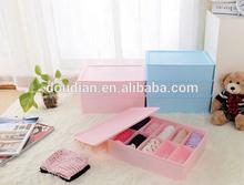 Bow Tie Storage Box/Plastic Storage / Bottom /Tray