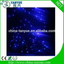 Beautiful effect LED light source star light curtain