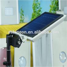 ES-205 wholesale outdoor led solar garden lighting price