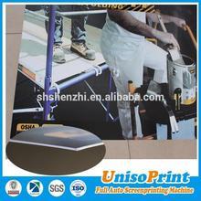 Colorful pvc celuka board printing