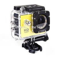 Full HD 1080P Sports Camcorder Mini Camcorder Wi-Fi Remote Control 30M waterproof Sport Video Camera 170 Angel 6G Lens