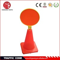 reflective Disc (cone/barrier moutable)