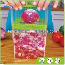 Chop Magic Kitchen Multi-function Manual Shredder & Fruit Vegetable Slicer